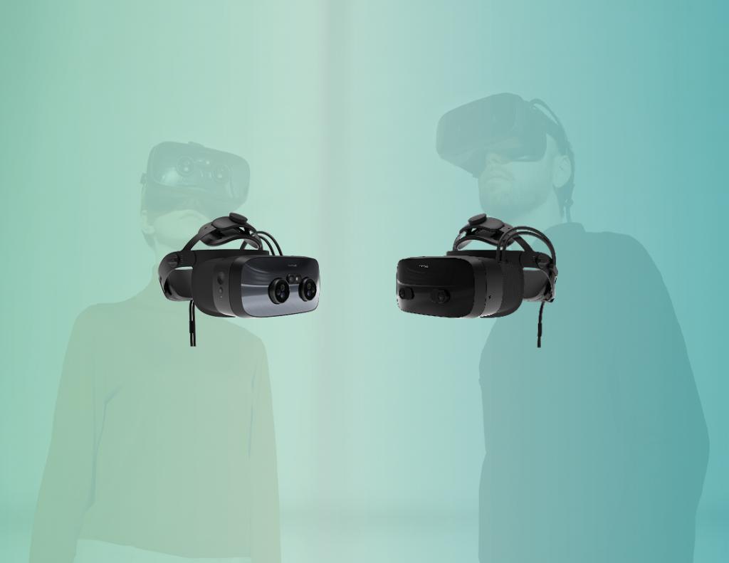 New Features Varjo XR-3 and Varjo VR-3
